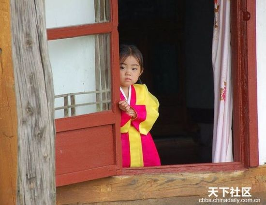 实拍朝鲜最真实的生活状态