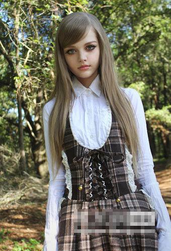 美国16岁美少女Kotakoti