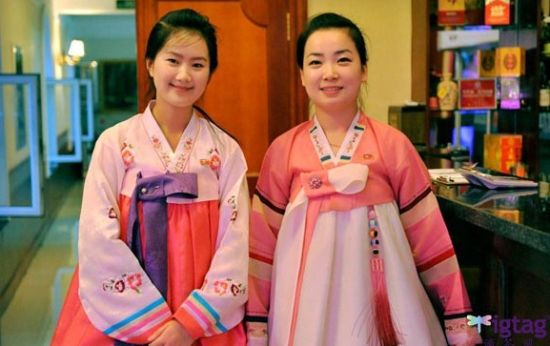朝鲜也流行街头短裙 看金正恩时代的新朝鲜
