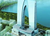 """苏州拟建中国第一高楼 高度超700米位于""""秋裤""""旁"""
