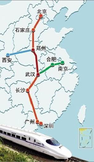 河北高铁规划图 无为高铁站 阜阳高铁站图片 39184 305x522-无为高铁