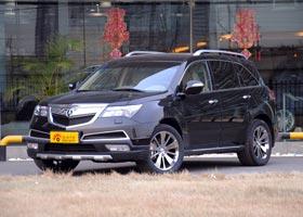Acura MDX年末狂降20万元