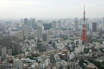 东京市中心