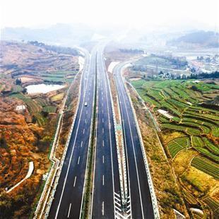 """武汉""""1+8""""城市圈1小时交通网形成"""