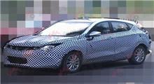 长安汽车全新两厢轿车曝光 定名致尚XT
