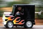 世界最小发条迷你车
