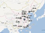 解放军陆军18个集团军分布图公布 8个拱卫北京