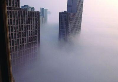 江苏6城市空气污染严重 南京脏空气将持续两三天