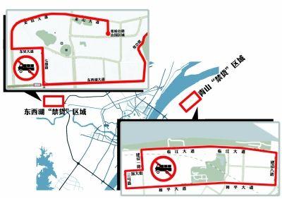 三环线禁止外埠货车,低速货车,三轮汽车,拖拉机,摩托车,电动车,非机动