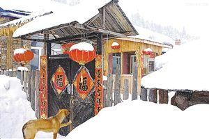 宁静雪村东北味儿。