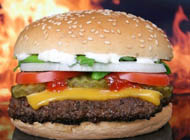 南京最牛汉堡店一年只做5个月 排队30分钟起