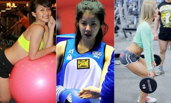 越南萝莉拳手引关注 盘点那些性感的女拳手