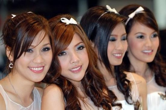 """泰国真正的""""美人窝"""""""