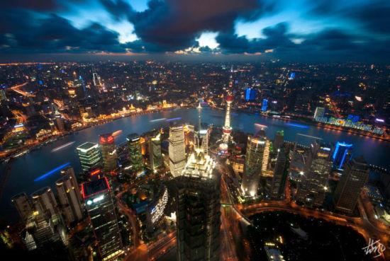新浪旅游配图:魔都上海 摄影:蓝风