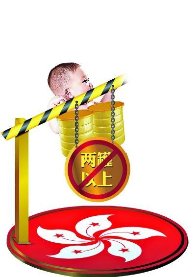 香港出台最严奶粉限购政策 奶爸奶妈一罐难求 CFP供图