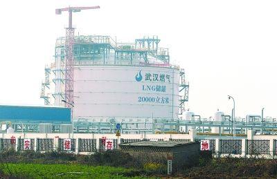 一个大罐子直径42米,花了3亿元 湖北最大天然气储备库尖板眼多