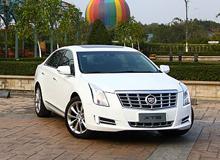 凯迪拉克XTS展车到店可预订 售34.99万起