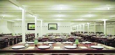"""""""泰坦尼克二号""""餐厅构想图"""