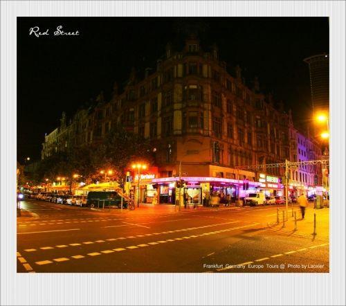 纸醉金迷 实拍夜幕下德国红灯区糜烂夜生活