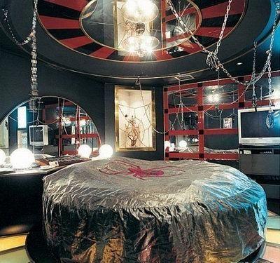 表达爱意创造幻想 探秘国外特色情趣酒店