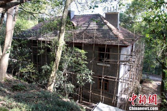武汉大学周恩来故居年久失修破败不堪