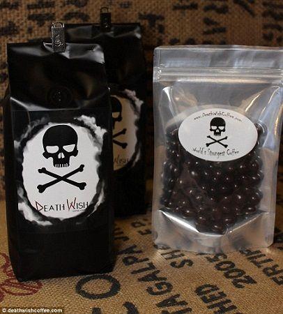 """世界上最猛的咖啡:""""死亡之愿"""""""