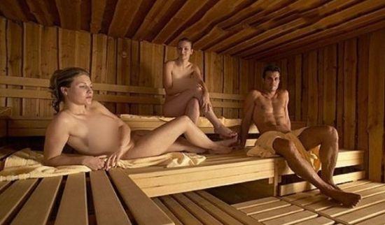 揭秘全球男女混蒸混浴文化 让你大开眼界(组图)