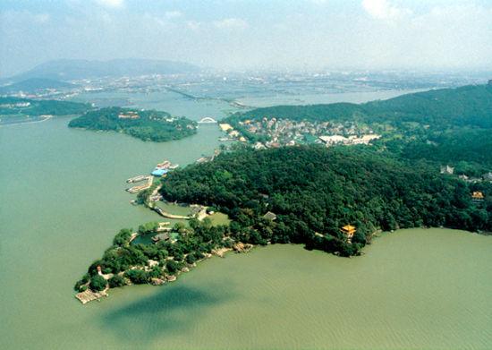 新浪旅游配图:太湖风光 摄影:北京制造