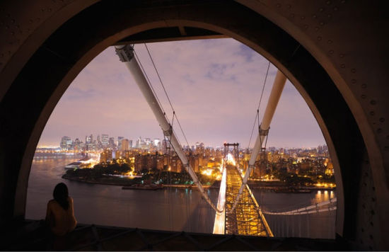 Williamsburg桥 纽约
