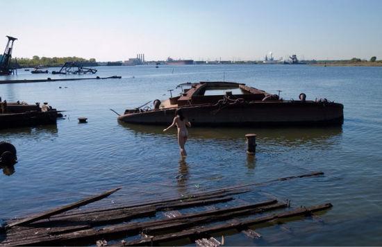 Arthur Kill废弃船厂 斯塔顿岛