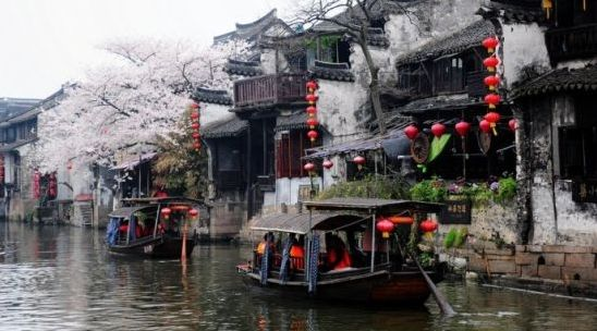 新浪旅游配图:西塘古镇 摄影:黑米粒