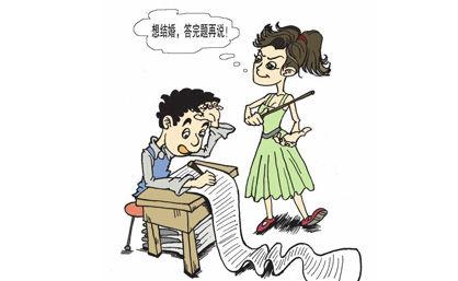 【第155期】80后女生招老公统一试卷你考吗?