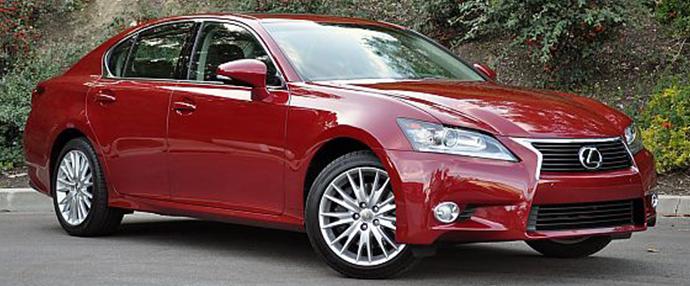 雷克萨斯GS购车现金最高优惠7万元 现车销售