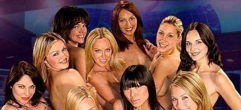 """世界第一个上脱衣新闻节目""""赤裸新闻"""""""