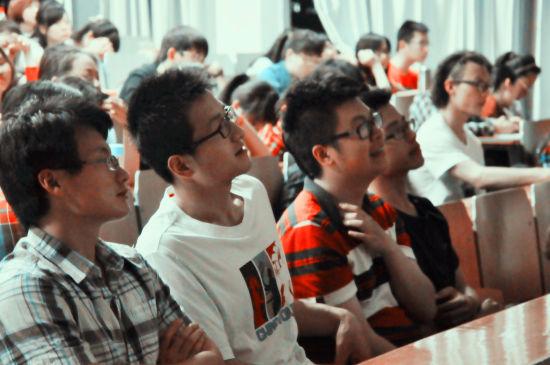 @新浪湖北旅游 达人分享会现场