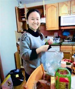 图为:周丹龄,曾是武汉大学经管学院08级学生