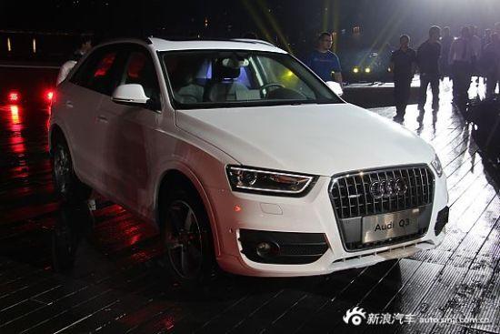 入门级豪华SUV 奥迪Q3竞争车型行情汇总