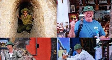 争着戴绿帽子的越南男人