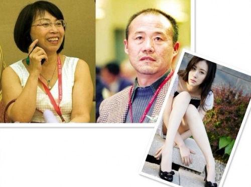 人物:万科董事长王石+前妻王江穗