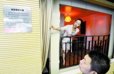 昨天,武汉首个地震体验馆正式开馆迎宾。记者金思柳 摄