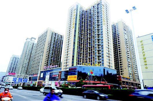 3年内武汉购物中心新增6个