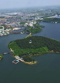 天目湖:绿色仙境 诗意天成