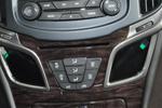 触摸式空调及座椅控制面板