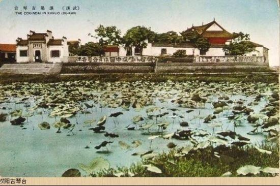 汉阳古琴台