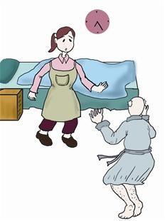 六旬爹爹却要陪看黄碟陪跳舞