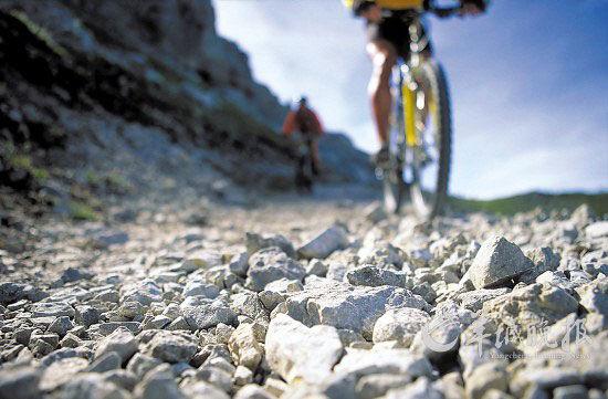 骑上单车出行看世界