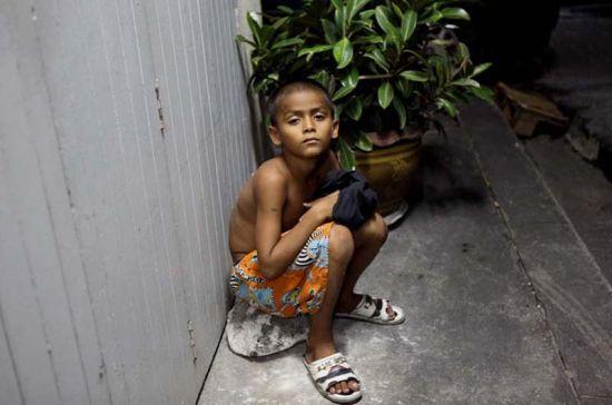 泰国未成年男妓的辛酸生活