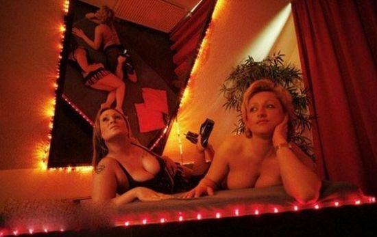 探寻世界各地妓院文化