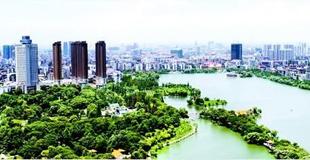 荆州壮腰周年古城惊变 荆州速度见证伟大复兴