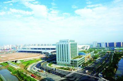 武汉造 中国最大铁路枢纽站